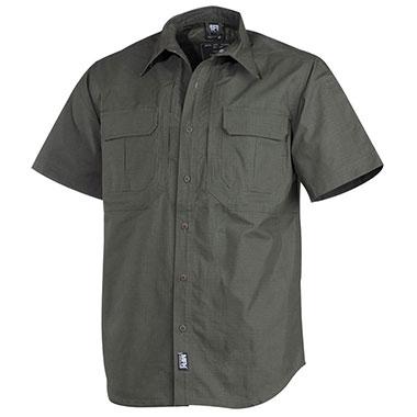 Max Fuchs - Strike Shirt Teflon Rip Stop short sleeves - OD green