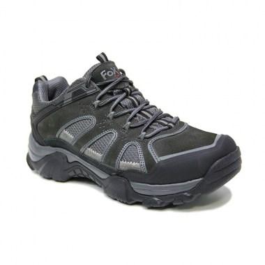 Max Fuchs - Trekking Shoes Mountain Low - Grey