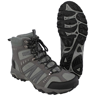 Max Fuchs - Trekking Shoes Mountain High - Grey