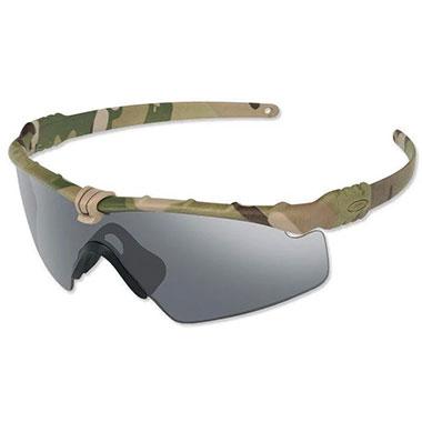 Oakley - Ballistic M-Frame 3.0 - Frame Multicam / Lens Grey