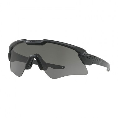 Oakley - Standard Issue Ballistic M Frame Alpha - Black Frame with Grey Lenses