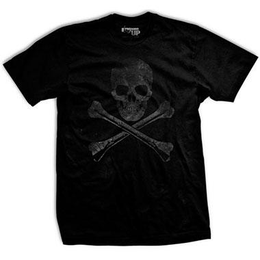 Ranger Up - Hoist the Black Flag Ultra-Thin Vintage T-Shirt