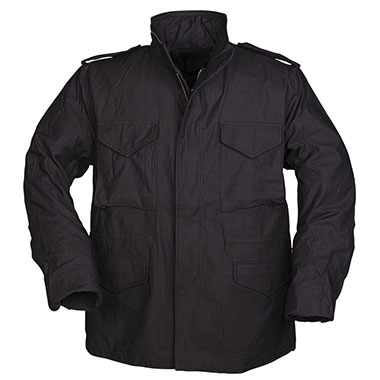 Sturm - US Black Nyco Teesar M65 Field Jacket