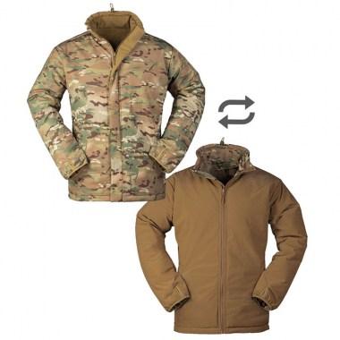 Sturm - Multitarn/Drk Coyote Cold Weather Jacket Revers
