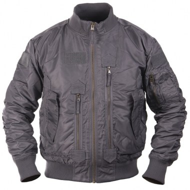 Sturm - US Urban Grey Tactical Flight Jacket