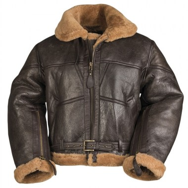 Sturm - Brit. Raf Sheepskin Leather Jacket
