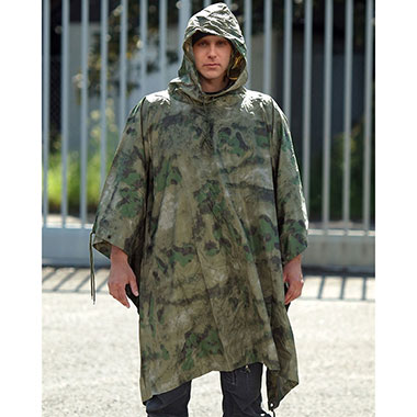 Sturm - Mil-Tacs FG Ripstop Wet Weather Poncho