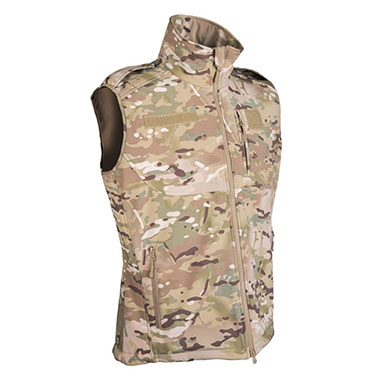 Sturm - Multitarn Softshell Vest