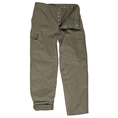 Sturm - German OD Lined Moleskin Pants