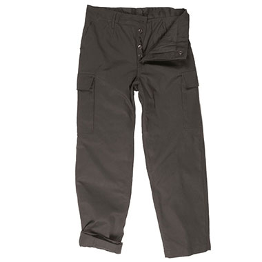 Sturm - German Black Lined Moleskin Pants