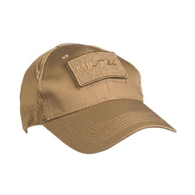 Sturm - Dark Coyote Net Baseball Cap