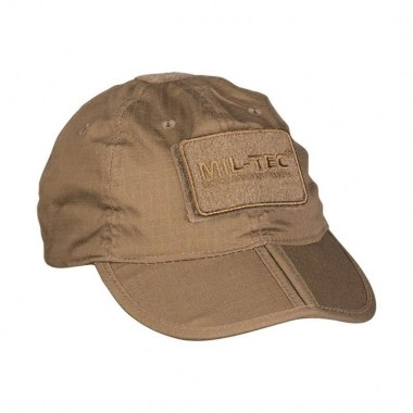 Sturm - Dark Coyote Foldable Baseball Cap