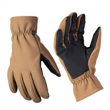 Sturm - Dark Coyote Softshell Gloves Thinsulate