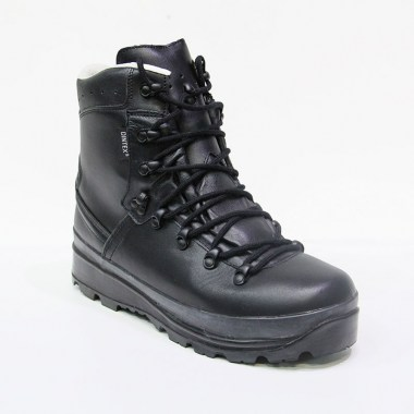 Sturm - German Black Laminate Lined Mountain Boots