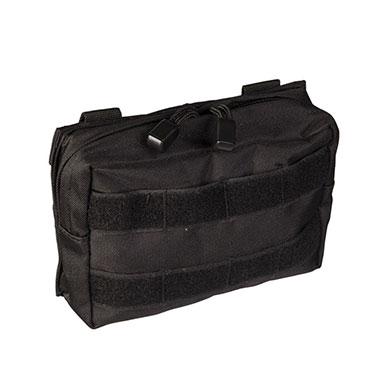 Sturm - Black Molle Belt Pouch Small