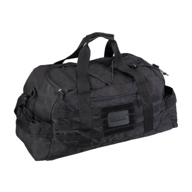 Sturm - Black US Combat Parachute Cargo Bag Medium