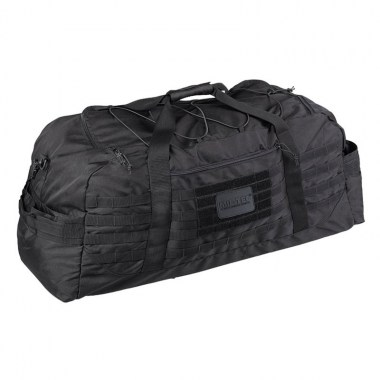Sturm - Black US Combat Parachute Cargo Bag Large
