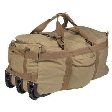 Sturm - Coyote Combat Duffle Bag With Wheel