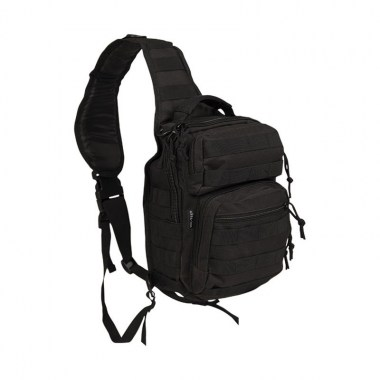 Sturm - Black One Strap Assault Pack Small