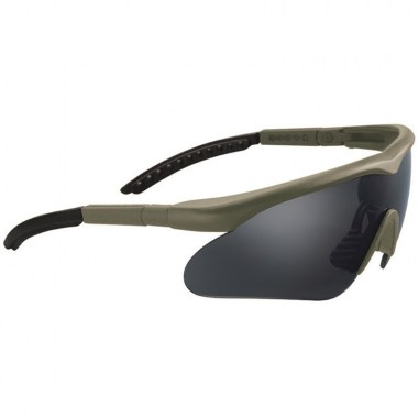 Swiss Eye - Raptor - Frame Olive/Lens Smoke