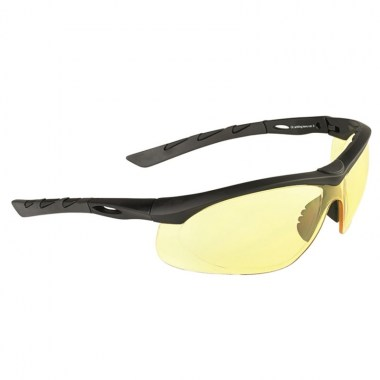 Swiss Eye - Lancer - Frame Black/Lens Yellow