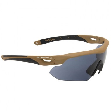 Swiss Eye - Nighthawk - Frame Coyote/Lens Smoke