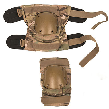 Sturm - Multitarn Pull-Over Style Knee Pads