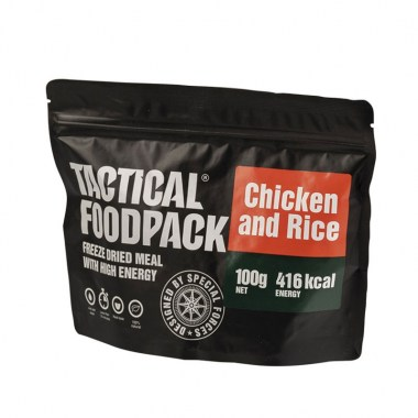 Sturm - Tactical Foodpack Chicken And Rice