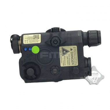 FMA - PEQ LA5 Upgrade Version LED White light + Green laser with IR Lenses - Black