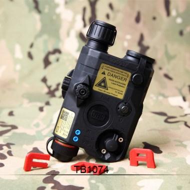 FMA - PEQ LA5-C Upgrade Version LED White light + Red laser with IR Lensess - Black
