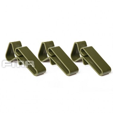 FMA - ABS Universal Hook - Olive Drab