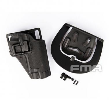 FMA - CQC Serpa Holster Sig Sauer P220/ P226  - Black