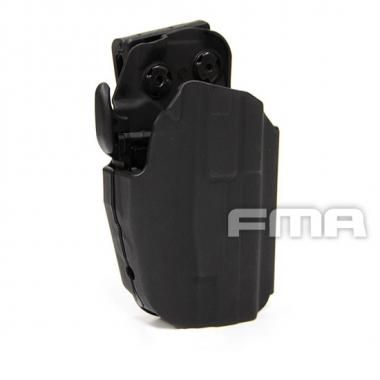 FMA - GLS5 GLOCK POUCH  - Black