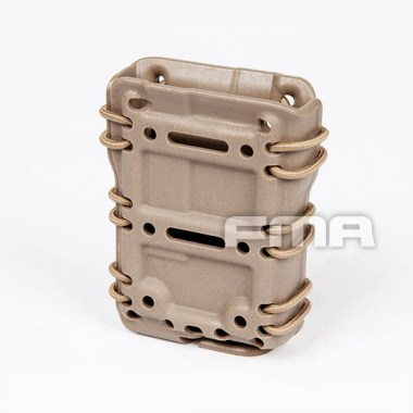 FMA - Scorpion RIFLE MAG CARRIER For 5.56 - Dark Earth