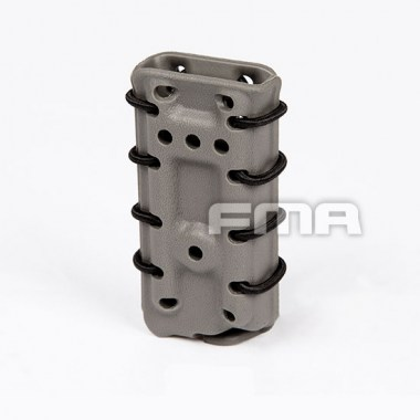 FMA - Scorpion Pistol Mag Carrier- Single Stack For 45acp - Foliage Green