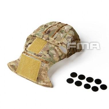 FMA - CP Helmet Cover In MC - Multicam