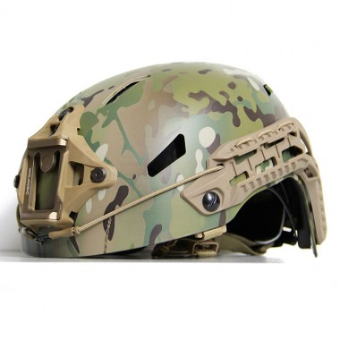 FMA - Caiman Ballistic Helmet New Liner Gear Adjustment - Multicam
