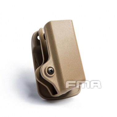 FMA - G17 Single Mag pouch - Dark Earth