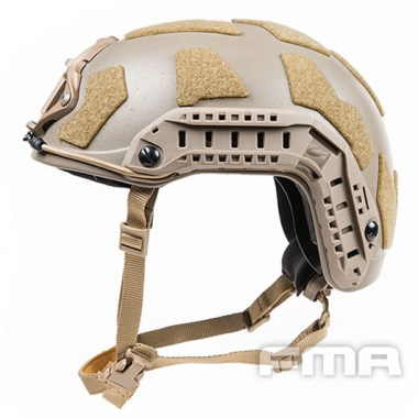 FMA - SF Super High Cut Helmet B - Dark Earth