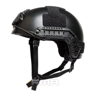 FMA - Ballistic aramid Thick and Heavy version Helmet - Black