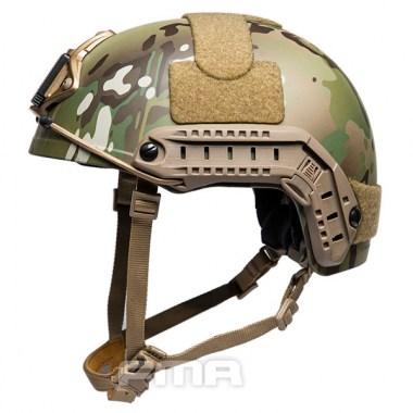FMA - Ballistic aramid Thick and Heavy version Helmet - Multicam