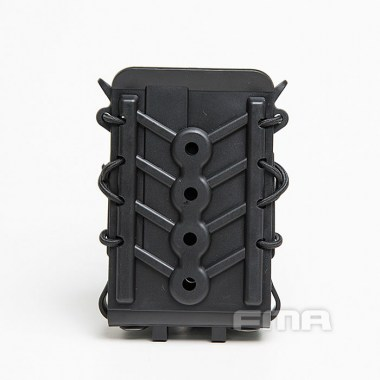 FMA - High Speed Gear Magazine Pouch For 5.56 - Black
