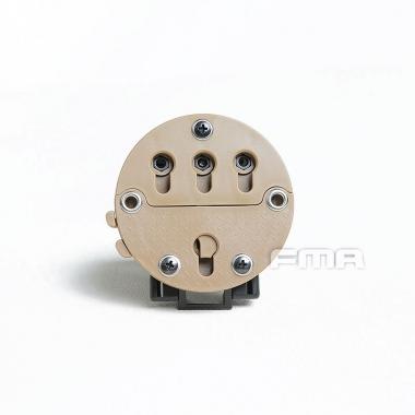 FMA - Adapter For G-CODE Holster For Belt - Dark Earth