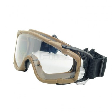FMA - SI-Ballistic-Goggle For Helmet - Dark Earth