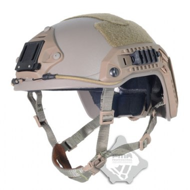 FMA - Maritime Helmet ABS - Dark Earth