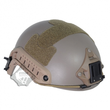 FMA - Ballistic Helmet - Dark Earth