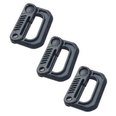 FMA - Type D Quick Hook Small - Black