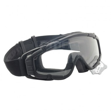 FMA - SI-Ballistic-Goggle Updated Version Fan Version - Black