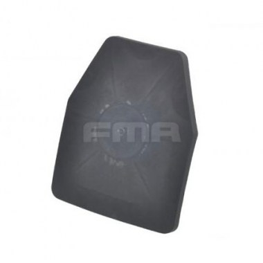 FMA - SAPI Dummy Ballistic Plate Set - Black