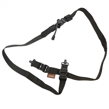 Tab Gear - Carbine Sling'' QD Push Button - Black